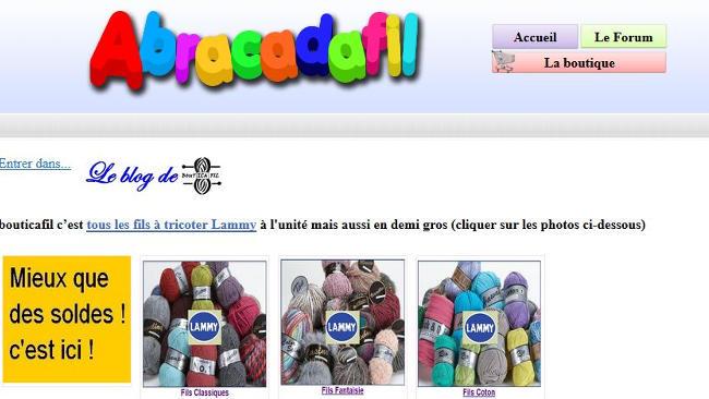 Abracadafil / Kit tricot