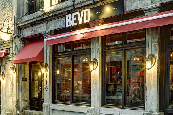 Bevo Bar Pizzeria