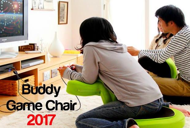 Buddy la chaise pour joueurs