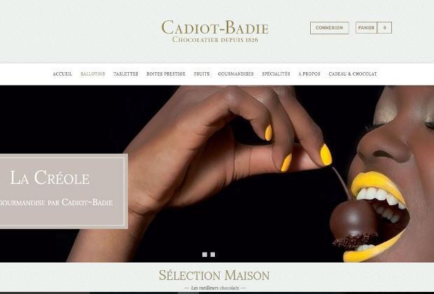 Cadiot-Badie chocolatier depuis 1826