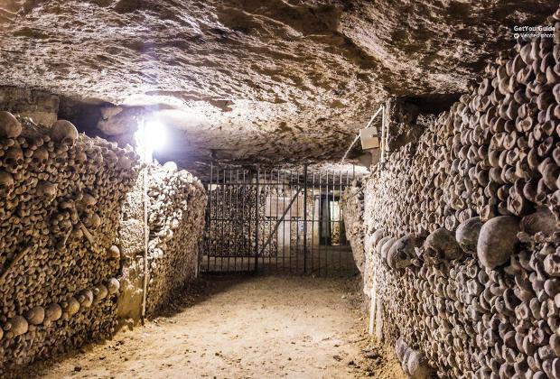 Tunnels incroyables sous Paris