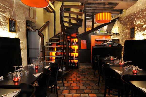Le Colimaçon Restaurant Bistronomique