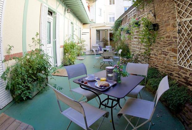 Garden Hotel Rennes