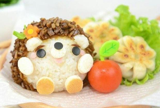 Food Art dans vos assiettes