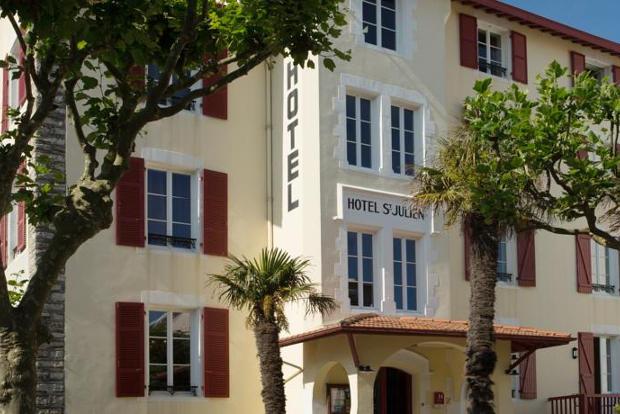 Hôtel Saint Julien Biarritz