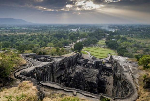 Inde sur les traces des bâtisseurs de l'Impossible