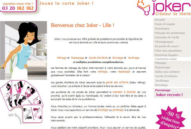 Joker Créateur de Liberté