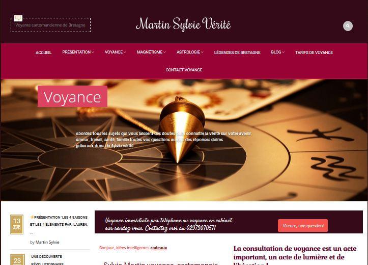 Martin Sylvie Vérite Voyance