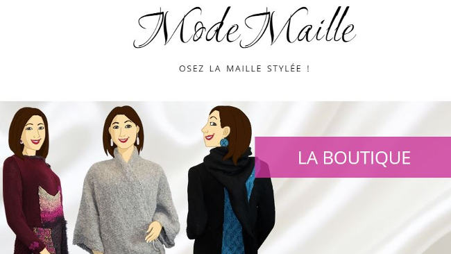 Mode Maille
