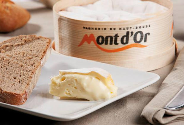 Fromage le Mont d'Or