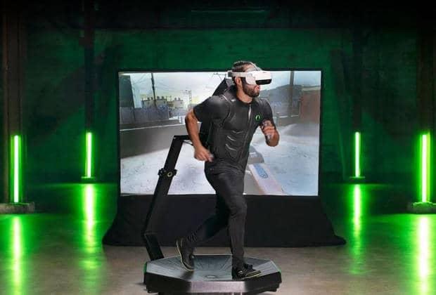 La VR du futur avec l'Omni One