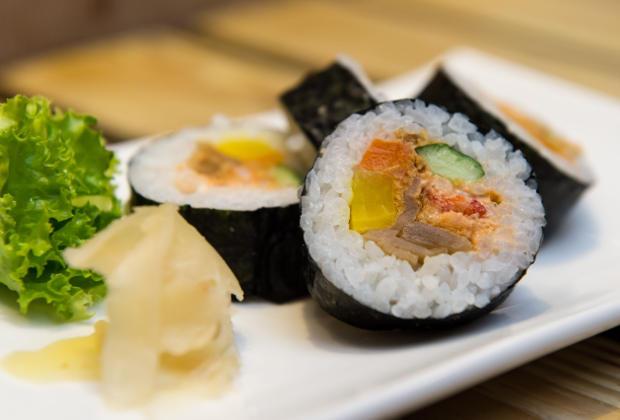 Recette de sushis