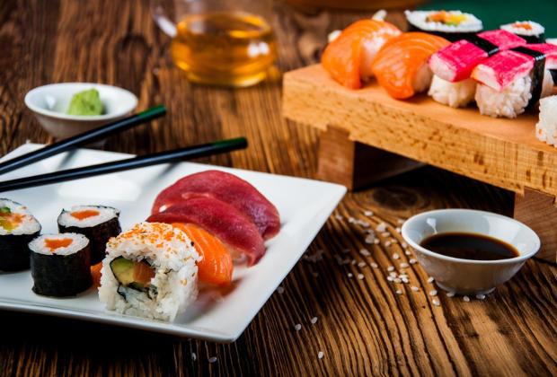 Restaurant japonais Edo