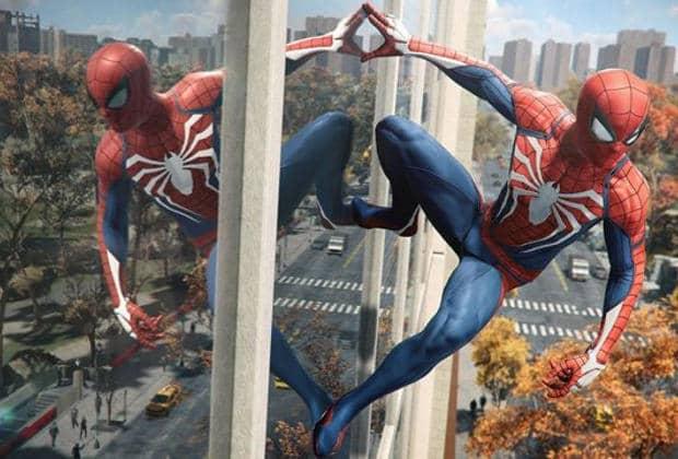 Test Spider Man sur Ps4 et Ps5