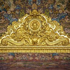 Château de Versailles billet coupe file