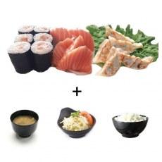 Chrono Sushi restaurant japonais