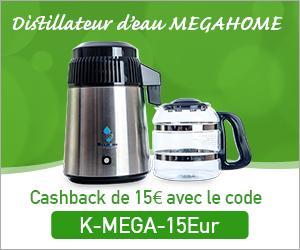 Distillateur Megahome