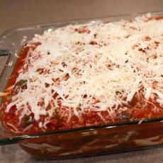 Recette des lasagnes fait maison