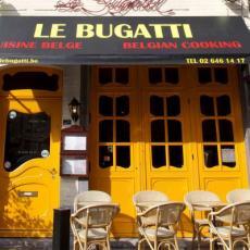 Le Bugatti Véritable cuisine Belge