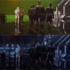 Les effets spéciaux de Star Wars Awakens