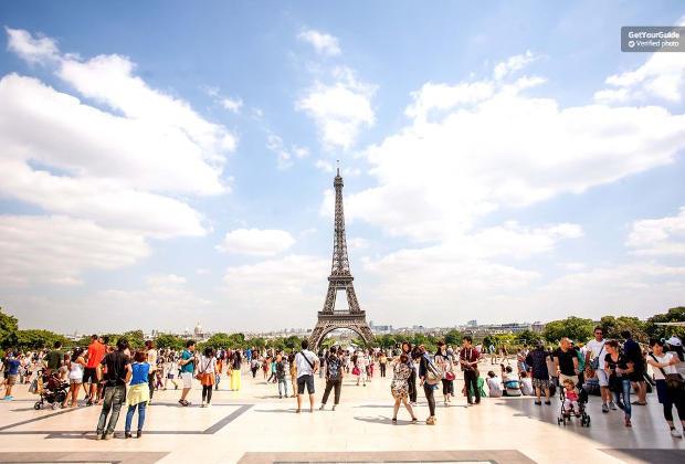 Billet coupe-file tour Eiffel et croisière sur la Seine