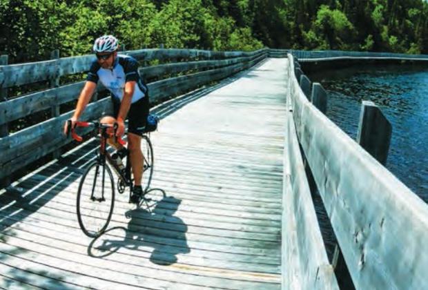 Saguenay Lac Saint Jean Expérience Vélo