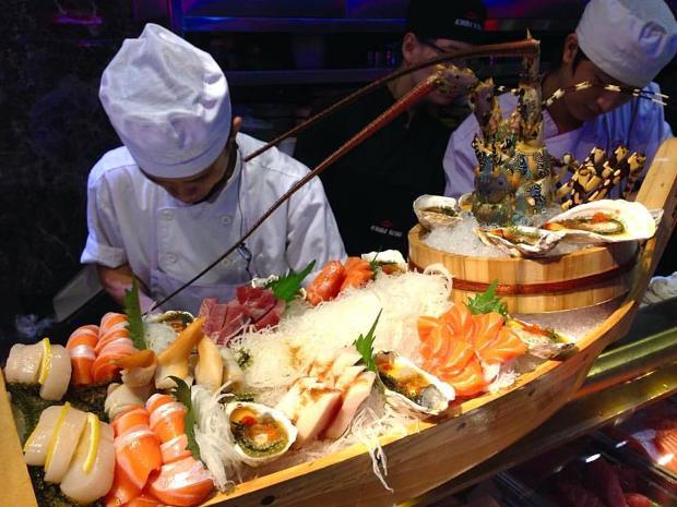 Sushi Ichiba à Saigon